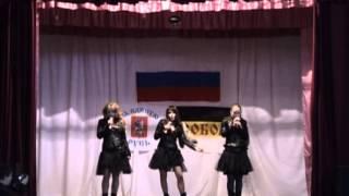 Концерт в посёлке Зуя 6 марта 2011 г.