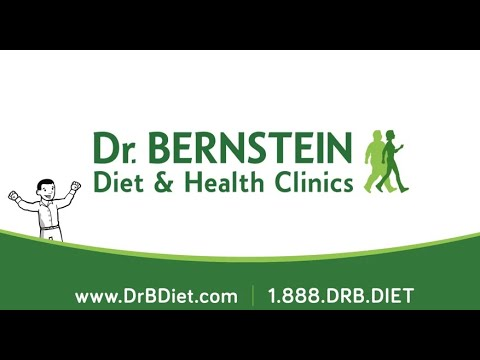 Dr. Bernstein Diet Program For Weight Loss - Commercial (by Red+Ripley)