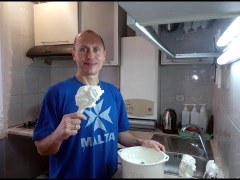Домашний маргарин без калорий (второй способ) 2020
