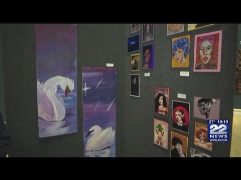 Student art showcased in Springfield as part of Youth Art Month