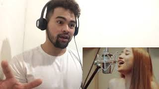 DARYL ONG & MORISETTE AMON   You are the reason Cover  Reaction