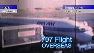 707 Flight Overseas