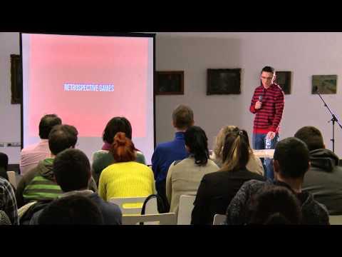 "Coding Serbia Meetup, Jovan Vidic - ""Games For Effective Planning & Retrospective"", Serbian language"