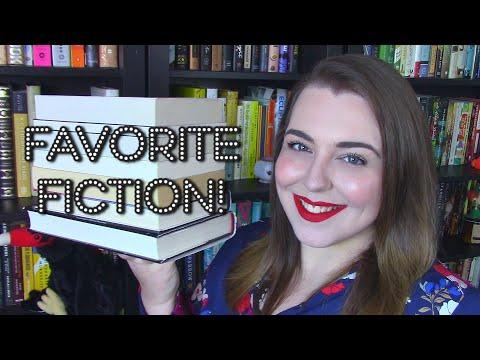 My Favorite Fiction Books!