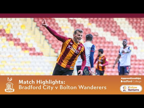 Bradford Bolton Goals And Highlights