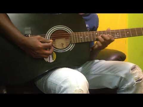 NEE KALLALONA Guitar Lesson Intro [ Jai Lava Kusa ] Jr NTR,