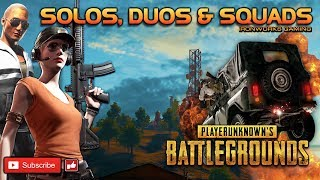 Saturday PUBG Chill day! Sit back and watch the fun!!!