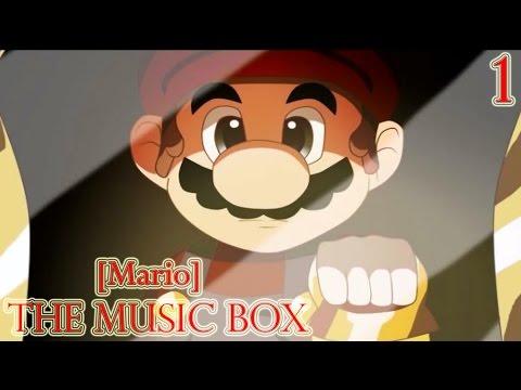 [Mario] The Music Box | Глава 1 | Проклятый особняк