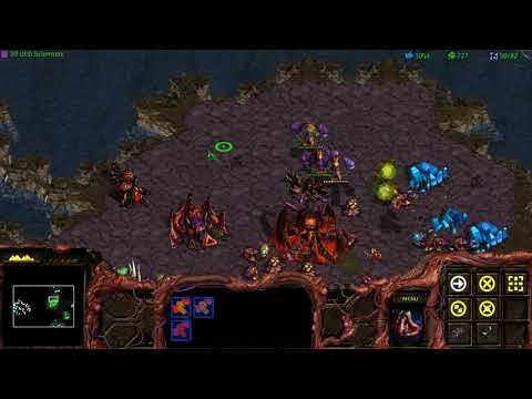 StarCraft Remastered: The Queen of Blades 06 - Fury of the Swarm