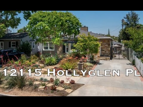 12115 Hollyglen Pl, Studio City CA 91604