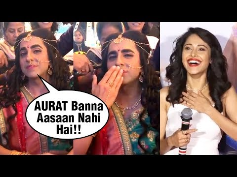 Ayushmann Khurrana TRANSFORMATION Into A Woman | Dream Girl FUNNY Moments | Behind The Scenes Mp3