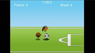 1 on 1 Soccer | Minijuego clásico on-line
