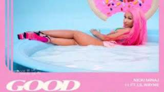 Nicki Minaj - Good Form Ft. Lil Wayne Clean Version