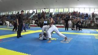 Erberth Santos X Dimitrius  Souza - Rio BJJ Pro 2015 - Final