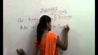 11 CBSE BST Emerging Mode Of Business  Ch5 Part1
