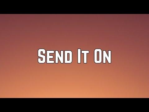 Disney's Friends For Change - Send It On (Lyrics)