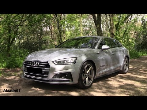 2017 Audi A5 Sportback Test Drive FULL In Depth Review New Interior Exterior 2018