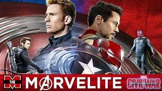 Captain America Civil War Spoiler Discussion | Marvelite Special