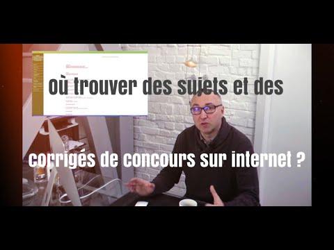 MP-PSI-PC Où Trouver Des Corrigés Gratuits De Physique X/Centrale/Mines/CCP/E3A Sur Internet ?