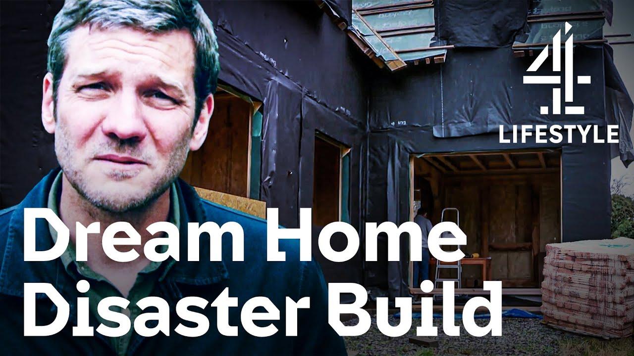 Download Selfbuild Oak Cottage Runs into MAJOR Delays   Building the Dream
