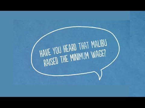 Malibu Raised the Minimum Wage!