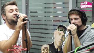 "Coma cu ""In mine in soapta"" la Guerrilive Radio Session"