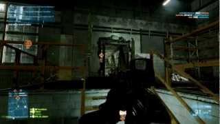 Battlefield 3 (PC) - Close Quarters - Scrapmetal - Conquest Domination - 1080p - Gameplay - HD