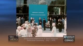 Smithsonian Air & Space Museum Opens - July 1, 1976 Reel America Preview