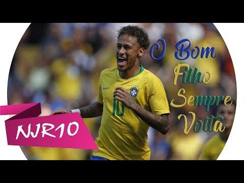 Neymar Jr - O Bom Filho Sempre Volta MC LBX