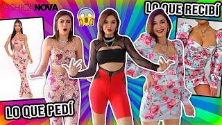 LO QUE PEDÍ vs LO QUE RECIBÍ 😱¿Me gustó? HAUL DE ROPA de Fashion Nova - Lulu99
