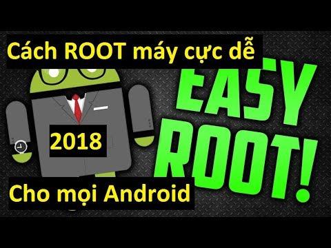 Cách ROOT Mọi Thiết Bị Android Cực đơn Giản [2018]-  Không Cần Máy Tính & Đem Ra Tiệm √  #Phần 1