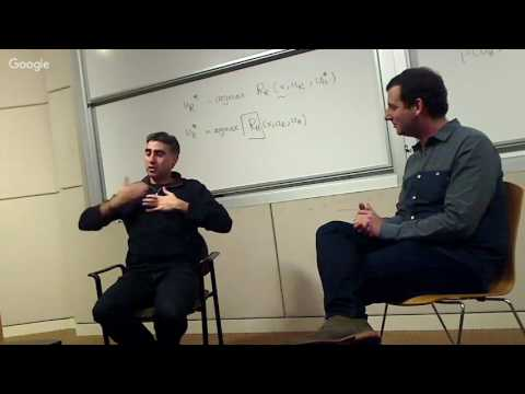 Stanford NetSeminar - Fireside Chat with Martin Casado (Andreessen Horowitz)