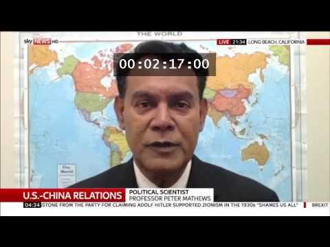 Trump-North Korea Crisis: Peter Mathews Analyzes Prospective Trump Actions