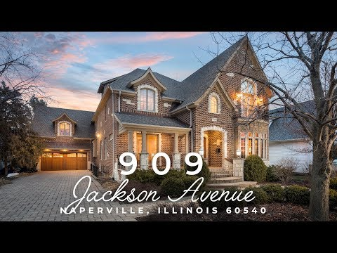 Welcome To 909 Jackson Ave, Naperville, IL 60540 | The Ville Realty