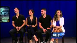 "Dancing with the Stars perform ""Ballroom with a Twist"" at Blaisdell"