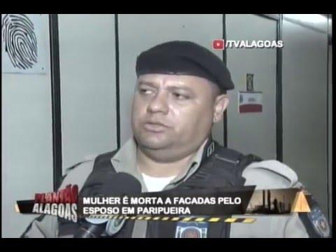 HOMEM MATA ESPOSA, É PRESO PELA PME DORME NA DELEGACIA