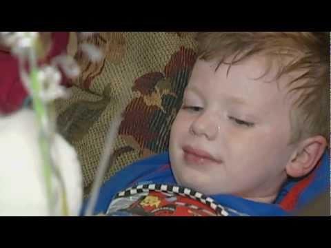 Boy Strangled in Blinds