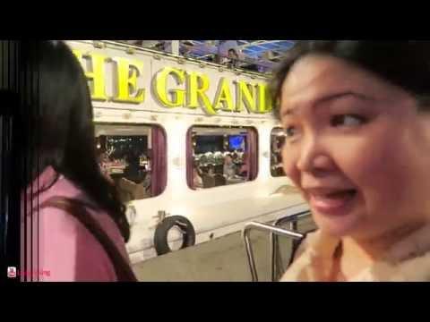 Chao Phraya Cruise, Bangkok Thailand