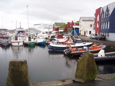 Denmark's Faroe Island and Torshavn Tour - Part 1