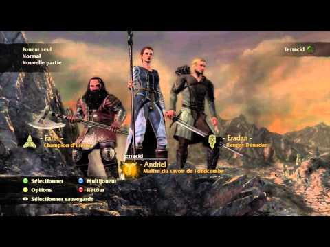 VOD - Laink et Terracid // Le Seigneur des Anneaux : War in the North [1/3]