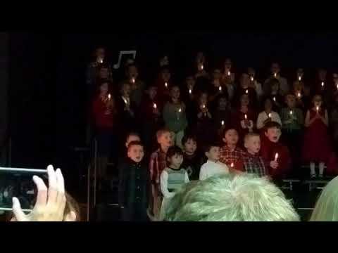Longmont Christian School Christmas  Concert 2017 Silent Night