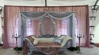 Event Decor at Thakkar Family Ranch, Denison | Wedding Decor by Ayesha
