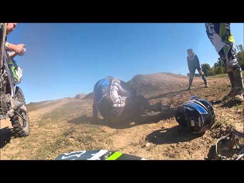 Crash at Milaca