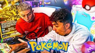 INOXTAG M'A PRANK PENDANT CET OUVERTURE DE BOOSTER POKÉMON ! (Battle Booster Pokémon)