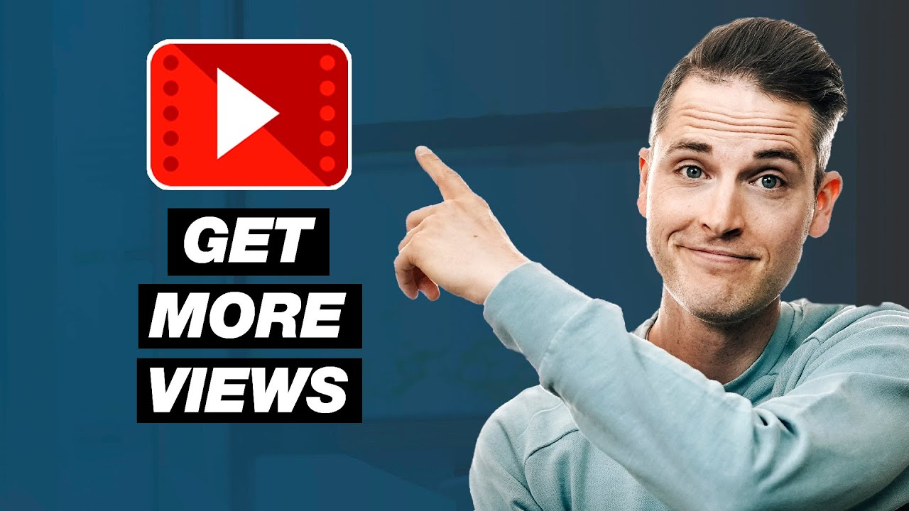 get more views on youtube free