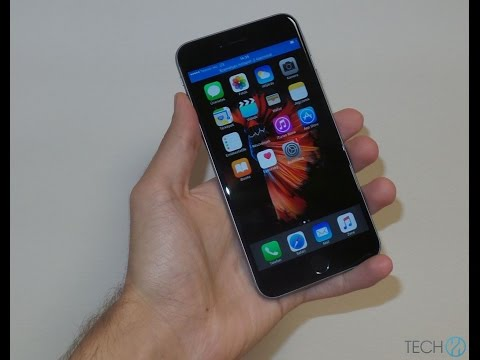 Apple iPhone 6s Plus teszt