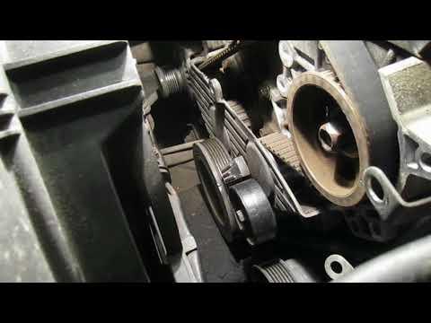 Замена ремня ГРМ  и генератора  на GW4D20 Hover H5