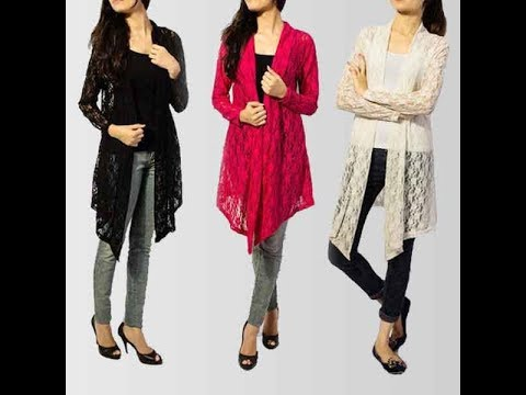 3bfe0158fb2 Latest shrug designs   collections    Latest Shrugs designs - YouTube