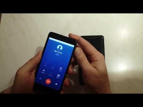 Xiaomi Redmi 4a, не звонит