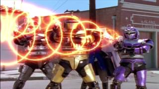 Big Bad Beetleborgs Metallix TV Show Intro